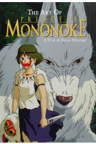 Купить - Книги - The Art of Princess Mononoke