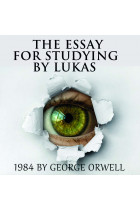 Купить - Аудиокниги - The Essay for studying by Lukas 1984 by George Orwell