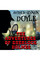 Купити - Аудіокниги - The Adventures of Sherlock Holmes