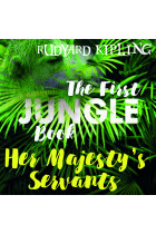 Купити - Аудіокниги - Her Majesty's Servants: The First Jungle Book