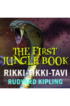 Купити - Аудіокниги - Rikki-Tikki-Tavi: The First Jungle Book