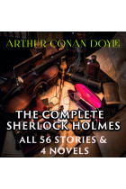 Купити - Аудіокниги - The Complete Sherlock Holmes. All 56 Stories & 4 Novels