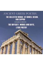 Купити - Аудіокниги - Ancient Greek poetry. The Collected Works of Homer. Hesiod and Sappho