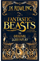 Купити - Книжки - Fantastic Beasts and Where to Find Them. The Original Screenplay