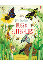 Lift-the-Flap. Bugs and Butterflies