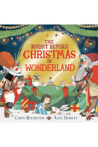 Купити - Книжки - The Night Before Christmas in Wonderland