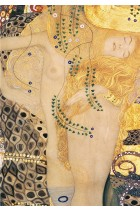 Купить - Блокноты - Gustav Klimt. Water Serpents I