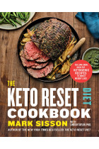 Купить - Книги - The Keto Reset Diet Cookbook