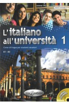 Купить - Книги - L'Italiano All'Universita: Libro (+CD)