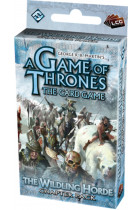 Купить - Часто ищут - Дополнение к игре Fantasy Flight Games A Game of Thrones LCG: The Wilding Horde Chapter Pack (13401)