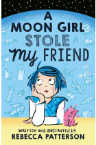 Купить - Книги - A Moon Girl Stole My Friend