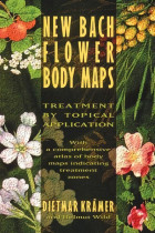 Купить - Книги - New Bach Flower Body Maps: Treatment by Topical Application