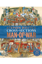 Купить - Книги - Stephen Biesty's Cross-Sections Man-of-War
