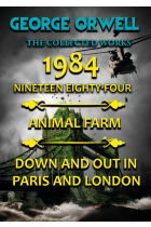 Купити - Книжки - The Collected Works of George Orwell. 1984. Animal Farm. Down and Out in Paris and London