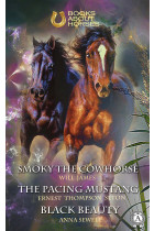 Купити - Електронні книжки - Books about Horses. Smoky the Cowhorse. The pacing mustang. Black Beauty