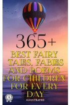 Купити - Електронні книжки - 365+ Best Fairy Tales, Fables and Poems for Children for Every Day. Illustrated edition