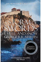 Купить - Книги - A Song of Ice and Fire. Book 3: A Storm of Swords. Part 1: Steel and Show