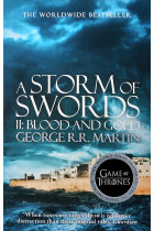 Купить - Книги - A Song of Ice and Fire. Book 3: A Storm of Swords. Part 2: Blood and Gold