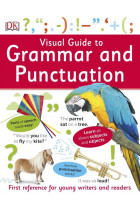 Купити - Книжки - Visual Guide to Grammar and Punctuation. First Reference for Young Writers and Readers