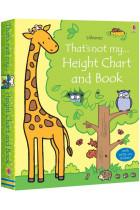 Купить - Книги - That's not my... Height Chart and Book