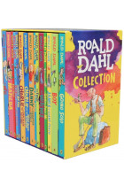 Купить - Книги - Roald Dahl: Collection 15 Book Boxed Set 2016 Edition