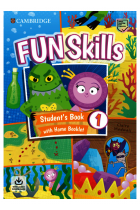 Купити - Книжки - Fun Skills Level 1 Student's Book with Home Booklet and Downloadable Audio