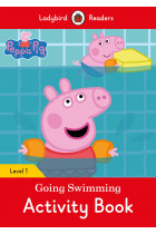 Купити - Книжки - Peppa Pig Going Swimming Activity Book. Level 1