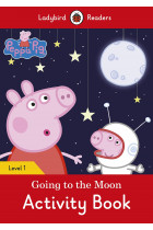 Купити - Книжки - Peppa Pig Going to the Moon Activity Book. Level 1