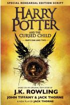 Купити - Книжки - Harry Potter and the Cursed Child