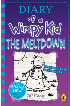 Купити - Книжки - Diary of a Wimpy Kid. The Meltdown. Book 13