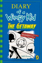 Купити - Книжки - Diary of a Wimpy Kid. The Getaway. Book 12