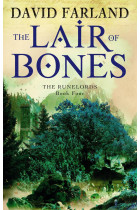 Купить - Книги - The Runelords. Book 4. The Lair of Bones