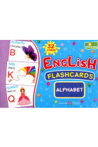 Купить - Книги - English flashcards. Alphabet