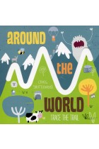 Купить - Книги - Around the World. Trace the Trail