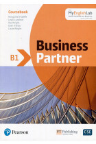 Купить - Книги - Business Partner B1 Coursebook and Standard MyEnglishLab Pack