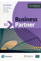 Купить - Книги - Business Partner B2 Coursebook