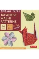Купить - Книги - Japanese Washi Patterns. Perfect for Class Projects and Modular Origami