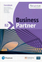 Купить - Книги - Business Partner B2 Coursebook and Standard MyEnglishLab Pack