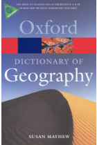 Купить - Книги - Oxford Dictionary of Geography