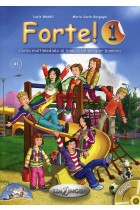 Купить - Книги - Forte!: Libro Dello Studente Ed Esercizi + CD 2 (Level A1) (Italian Edition)