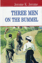 Купить - Книги - Three Men On The Bummel