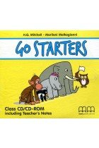 Купить - Книги - Go Starters CDs & Teacher's Notes (2 CD-ROM)