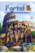 Купить - Книги - Forte!: Libro Dello Studente + Esercizi + CD 2 (Level A1+) (Italian Edition)