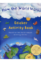 Купить - Книги - How the World Works Sticker Activity Book