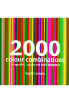Купити - Книжки - 2000 Colour Combinatios for graphic, textile and craft designers