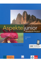Купити - Книжки - Aspekte junior B2+. Kursbuch