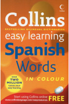 Купить - Книги - Collins easy learning Spanish Words