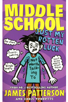 Купити - Книжки - Middle School: Just My Rotten Luck