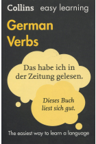 Купити - Книжки - Easy Learning German Verbs: With Free Verb Wheel