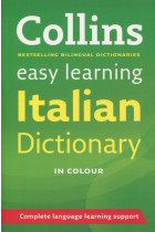 Купить - Книги - Collins Easy Learning Italian Dictionary